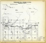 Township 30 N. Range 9 E.W.M., Gold Basin, Sayer, South Fork Stilagaumish River, Snohomish County 1927